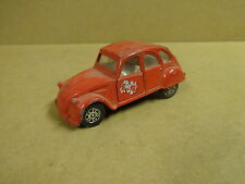 CORGI TOYS MADE IN GT BRITAIN / CITROEN 2CV6