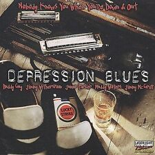 Depression Blues - Nobody Knows You When You're Down & Out 1998