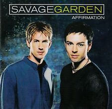 SAVAGE GARDEN : AFFIRMATION / CD - NEU
