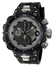 Invicta Men's 11929 Venom II Reserve Swiss A07 Automatic Titanium Rubber Watch