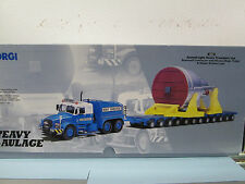 Econofreight Heavy Transport  Scammell with Nicolas Trailer CC18001 by Corgi