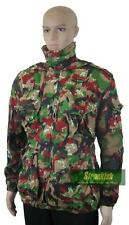 (No 12) SWISS ARMY M70 HOODED COMBAT SNIPERS JACKET in ALPEN CAMO SIZE 48