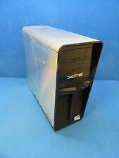 Dell XPS 630 Tower PC Intel Core 2 Quad 2.66GHz 4GB RAM 250GB HDD