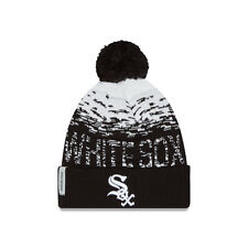 Chicago White Sox New Era On Field Sport Knit Beanie MLB Official Winter Hat