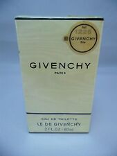 VINTAGE RARE NEW IN BOX GIVENCHY PARIS LE DE GIVENCHY EAU DE TOILETTE, 2FL OZ