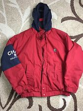 Mens Ralph Lauren Chaps Jacket Red Size Small