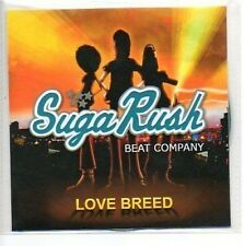 (831A) Syga Rush Beat Company, Love Breed - DJ CD