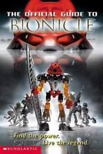 The Official Guide to Bionicle, Farshtey, Greg, Good Condition, Book