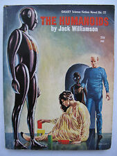 "GALAXY SCIENCE FICTION NOVEL No. 21 -  ""The Humanoids "" by Jack Williamson"