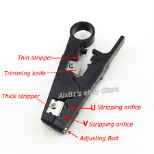 MultiFunction Cable Stripper / Cutting Plier Cutter Tool WJ501 Stripperin