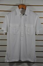 "NWT M's Ralph Lauren Black Label, Cotton Jersey Pocket Polo. Sz M. Ampt 21"" $185"