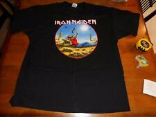 Iron Maiden 2008 Somewhere Back in Time Texas Dated Event shirt Sz XL near mint