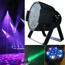 Eyourlife 54X3W RGBW LED PAR64 Stage Effect Light DMX512 DJ Club light show