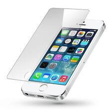 REAL TEMPERED GLASS FILM LCD SCREEN PROTECTOR FOR APPLE IPHONE 5S 5C- New