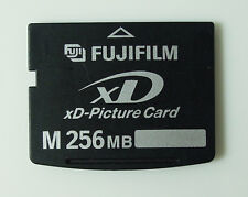 FUJIFILM 256MB xD-Picture Card Type M, XD Card for Olympus and Fujifilm Use