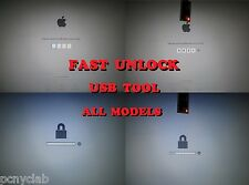 Fast Unlock USB Tool for iCloud EFI ALL Apple Imac Macbook Pro Air Mac Pro Mini
