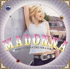 Madonna What It Feels Like for a Girl CD