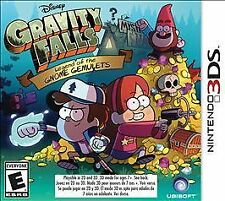 Gravity Falls: Legend of the Gnome Gemulets - Nintendo 3DS New Ships Worldwide