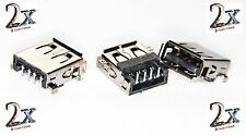 Asus A53S A43 X43 A53 A42D X42D 2.0 USB Jack port buchse connector Interface 2x