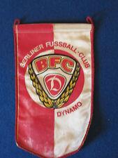 DYNAMO BERLINO FOOTBALL CLUB-PENNANT-primi anni' 80
