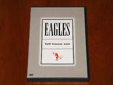 EAGLES HELL FREEZES OVER DVD MTV 1994 LIVE CONCERT 5.1 SURROUND SOUND LIKE NEW