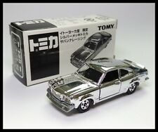 TOMICA MAZDA SAVANNA GT RX-3 RACING 1/59 TOMY MADE IN JAPAN Plating SILVER