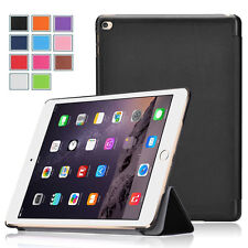 Exact Slender Smart Leather Stand Folio Case Cover for Apple iPad Pro 12.9 Black
