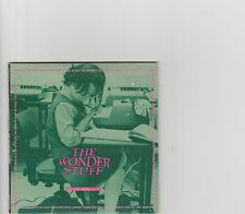 Wonder Stuff-On the Ropes EP UK promo cd single