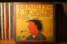 Bob Marley & The Wailers - The Birth Of A Legend Ft. Peter Tosh ♫ Rare Vinyl LP