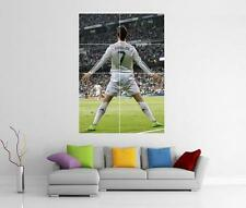 CRISTIANO RONALDO REAL MADRID CELEBRATION GIANT WALL ART PHOTO PRINT POSTER