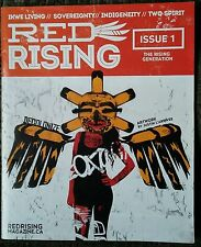 Red Rising Magazine Issue 1 Indigenous Aboriginal Current Affairs Idle No More