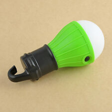 New Outdoor Hanging 3LED Camping Tent Light Bulb Fishing Lantern Lamp