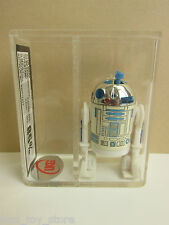 star wars VINTAGE R2 D2 DROID SENSORSCOPE ACTION FIGURE 85% UKG not AFA original