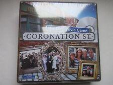 Coronación St el DVD juego de trivia, nuevo y sin abrir.