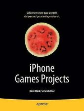 iPhone Games Projects (Books for Professionals by Professionals), Hennessy, Oliv