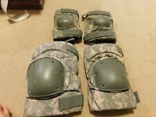 MILITARY ALTA ACU KNEE & ELBOW PADS SIZE LARGE