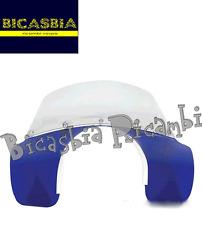 6980 - CUPOLINO BLU CON ASTE VESPA 125 150 200 PX - PX ARCOBALENO