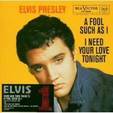 Presley,Elvis - A Fool Such As I  Maxi Single CD Neu