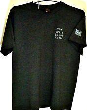 "Mint X-FILES Prototype XLT-Shirt wFOX Studio & ""TM & Co 1993 20th Century"" Logo"