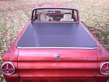 1960-65 Ford Ranchero Hatch Style Tonneau Cover by Craftec Covers