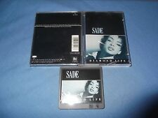 "SADE ""Diamond Life"" MINIDISC EPIC AUSTRIA  MD 26044"