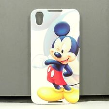 For Alcatel One Touch Idol 4 Mickey Phone Case Cover Free Screen Protector