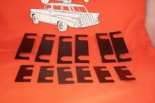 1957 Chevy Fender Shims Radiator Belair Sedan Hardtop Wagon Nomad Convertible