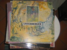 """LP 12"""" G. UNTERBERGER SAME 1976 ITALY INNER CAMPEGGI COVER CONVERTINO EX/N-MINT"""