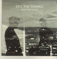 (CP219) All The Young, Welcome Home - 2011 DJ CD