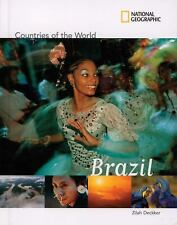 Countries of the World: Brazil by Zilah Deckker (2008, Hardcover)