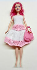 Skirt, Blouse and Purse for Barbie Doll