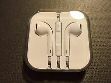 100% Genuine Apple EarPods with Remote and Mic Original In-Ear Headphones