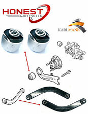 For VAUXHALL VECTRA C SIGNUM REAR UPPER SUSPENSION CONTROL ARMS + AXLE BUSHS
