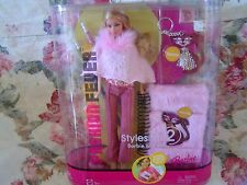 Barbie Fashion Fever Styles for Two Barbie Doll and You Key Chain Notebook